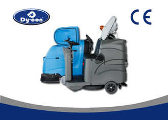 Dycon Piloting Ground Cleaner Floor Scrubber Dryer Machine For Hospital And Airport